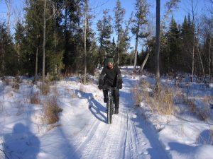 snow bike 001