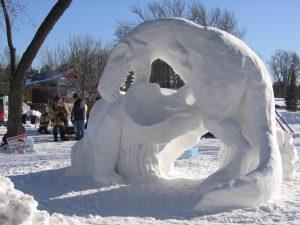 snow sculptures 004