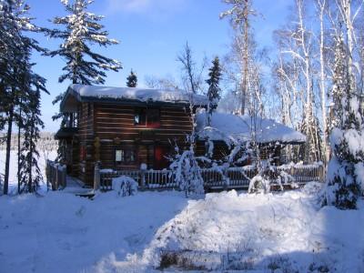 Sundew Cabin